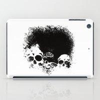 Skulls iPad Case