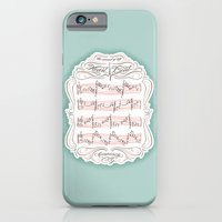 The Sound of My Heart Beat iPhone 6 Slim Case