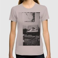 Youth. Womens Fitted Tee Cinder SMALL