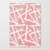 Washi [Pink] Canvas Print