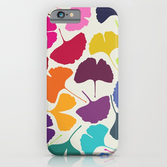 Ginkgo Multicolor iPhone & iPod Case