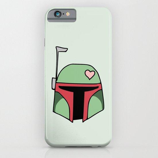 Boba Fett Valentine iPhone & iPod Case