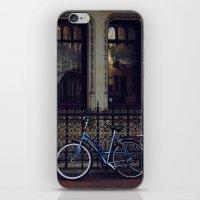 Bikes In Amsterdam iPhone & iPod Skin