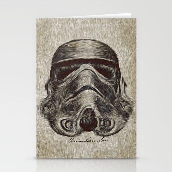 Vincent Stormtrooper Stationery Card