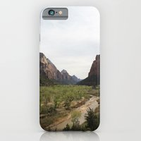 iPhone & iPod Case featuring The Virgin River by Chris Root