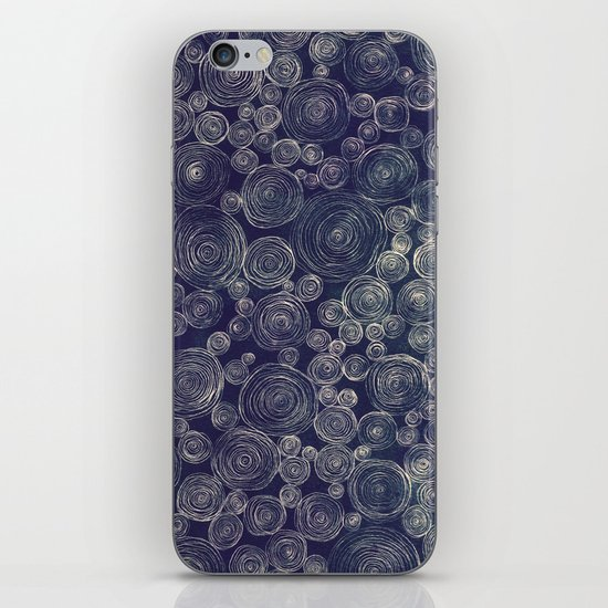 Concentric Circles iPhone & iPod Skin