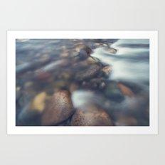 River Current Art Print