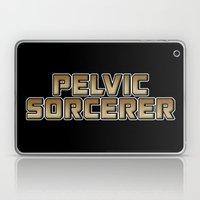 Pelvic Sorcerer Laptop & iPad Skin