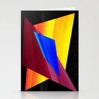 Design Geometric 5454 Stationery Cards