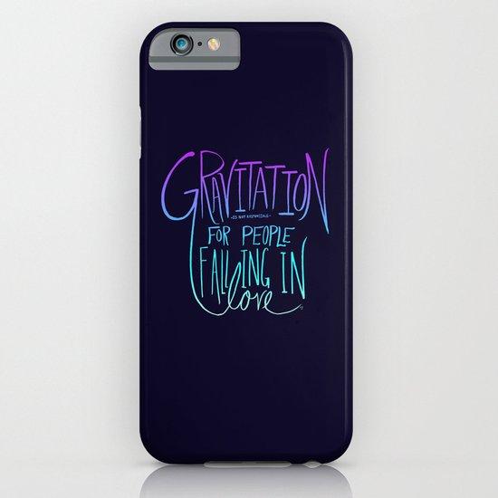 Gravitation Redux  iPhone & iPod Case
