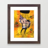 No Strings Attached Print~! Framed Art Print