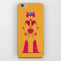 Afrodita A iPhone & iPod Skin