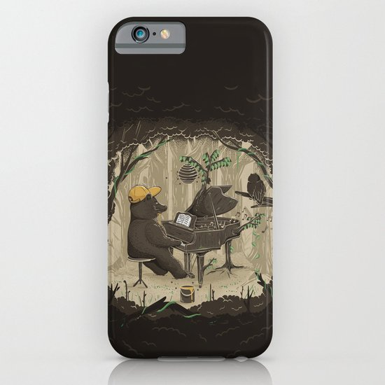 Forestal Sounds iPhone & iPod Case