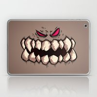 ANGRY Laptop & iPad Skin