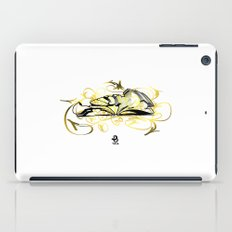 3D Graffiti - No Way iPad Case