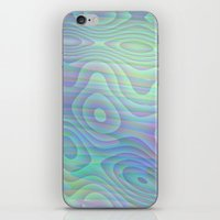 Abstract I iPhone & iPod Skin