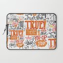 TODAY YOU ARE YOU... - DR. SEUSS Laptop Sleeve