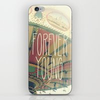 F∞REVER iPhone & iPod Skin