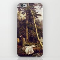Matter Of Course iPhone & iPod Skin