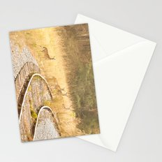 Look Before Crossing Stationery Cards