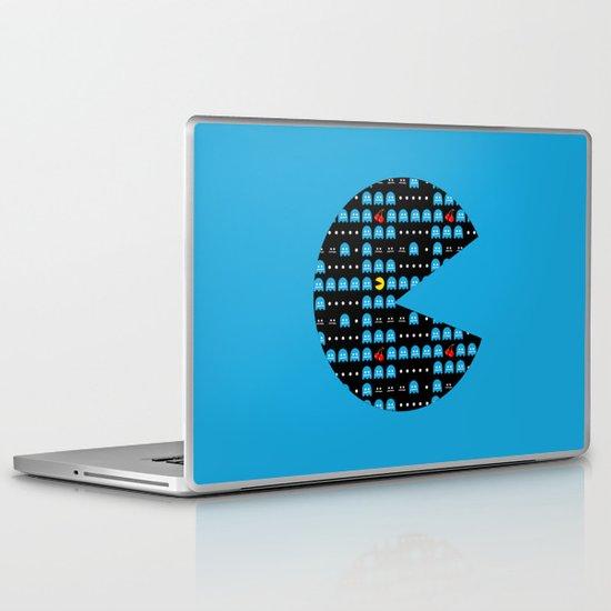 Pac Infinite Laptop & iPad Skin