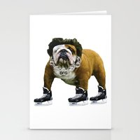 Flow Dog Stationery Cards