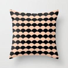 undulation Throw Pillow