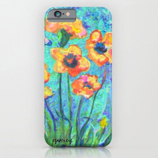 Pansies iPhone & iPod Case