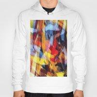 abstrakt 53 color Hoody
