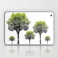Rooted Sound V (clarinet… Laptop & iPad Skin
