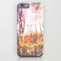 iPhone & iPod Case featuring This is only Temporary by Debbie Porter by eclectiquexx