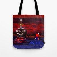 Super Mario RPG Tote Bag