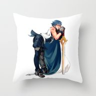 Chrom 1/7 Scaled Figure Throw Pillow