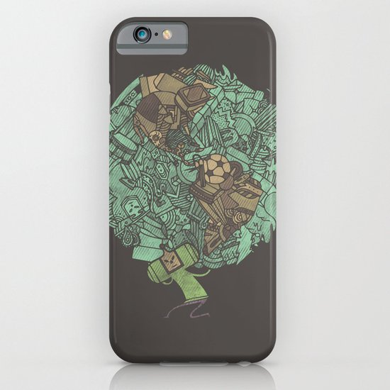 Prince Atlas iPhone & iPod Case