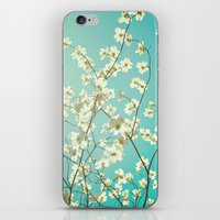 The Dogwoods Are Bloomin… iPhone & iPod Skin