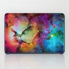 Floral Nebula iPad Case