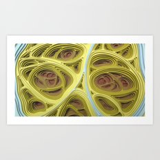 Untitled Movement #1 Art Print