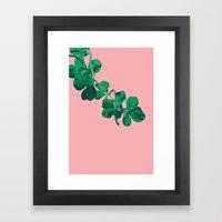 Branch Floripa Framed Art Print