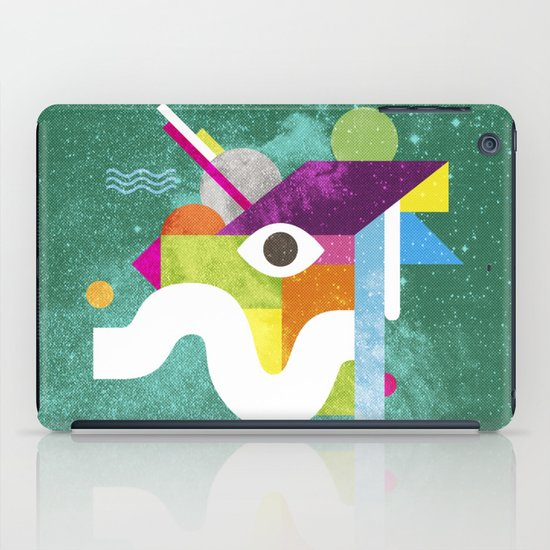 Mythical Float Rate. iPad Case