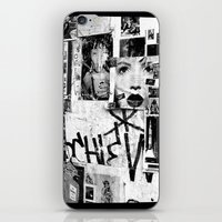 :: STREET ART //PART III… iPhone & iPod Skin