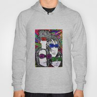 Face Your Brain Hoody