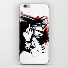 Beethoven FU iPhone & iPod Skin