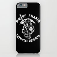 iPhone & iPod Case featuring Son of Anakin by Grady
