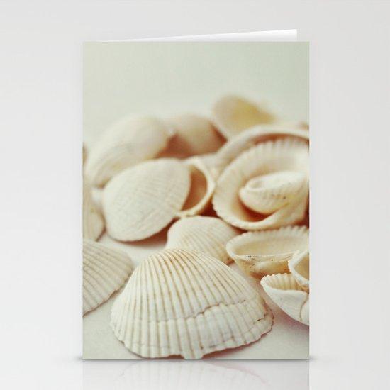 seashells Stationery Card
