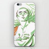 Summer Girl 3 iPhone & iPod Skin