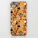 Monster March (Orange) iPhone & iPod Case