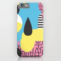 iPhone & iPod Case featuring Flumesia by Wilmer Murillo