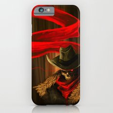 Skull Cowboy Slim Case iPhone 6s