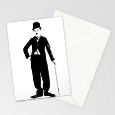 Charlie Chaplin Stationery Cards