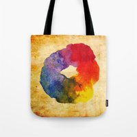 Colors Series 1 : Circle of Life Tote Bag
